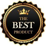 The Best product gold badge
