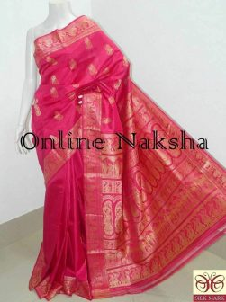 Elegant Baluchari Silk Online Shopping