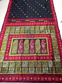 Baluchori Saree