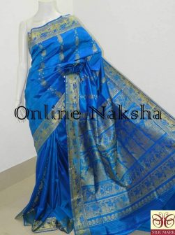 Baluchari Silk Saree