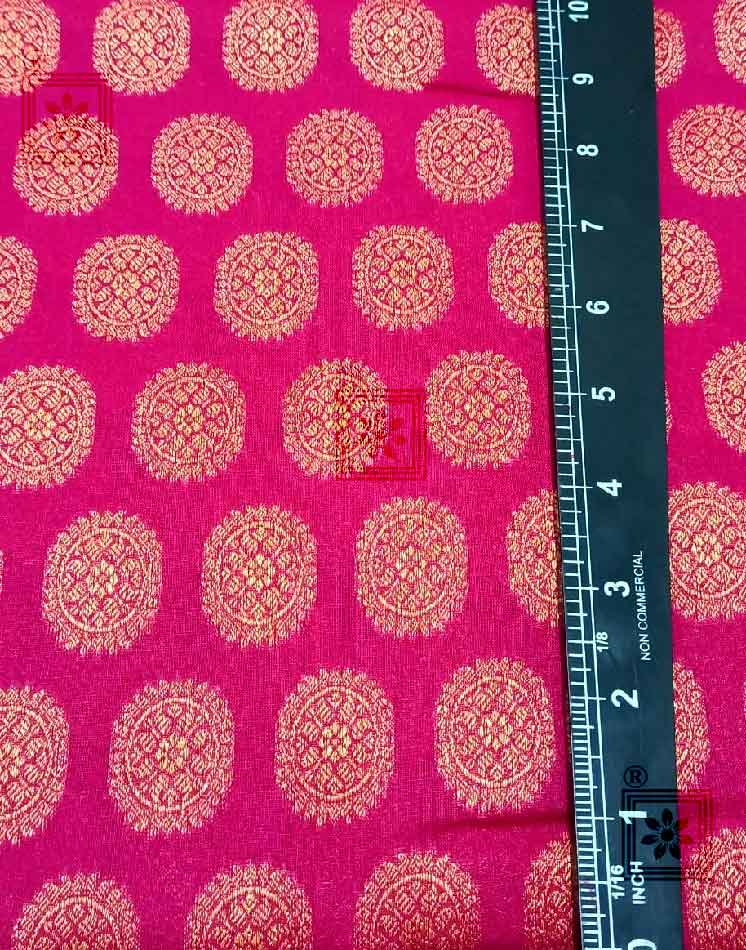 Cotton Designer Blouse Fabric For Wedding Blouse