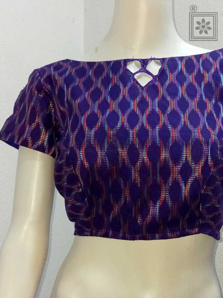 Cotton Readymade Blouse Online