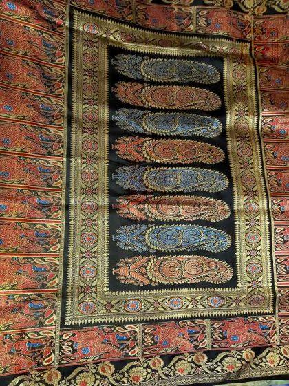 Revival Baluchari Silk Buy Online