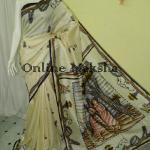 Bishnupuri Silk Sari