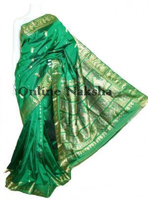 Pure Baluchari Silk