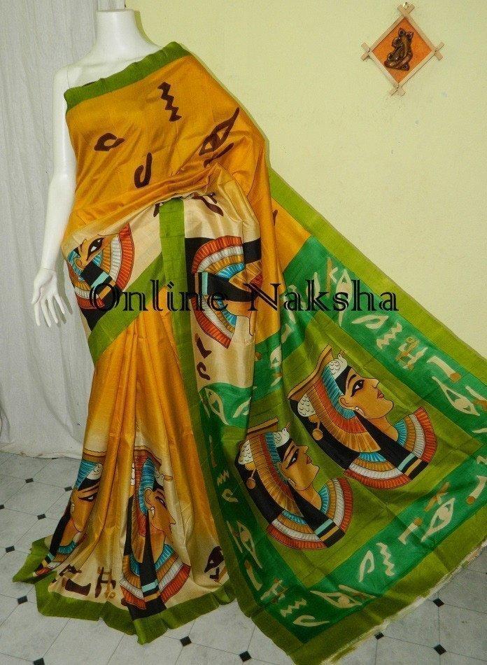 Sonamukhi Silk Saree Online