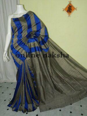 Bengal Bishnupur Ghicha Silk Sarees