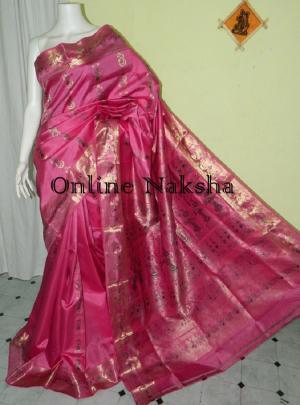 Elegant Baluchari Silk