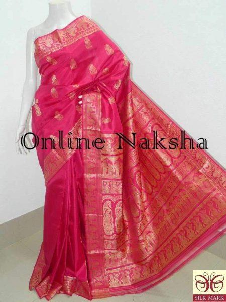 Elegant Baluchari Silk Online Shopping