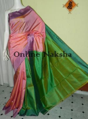 3D Kantha Saree