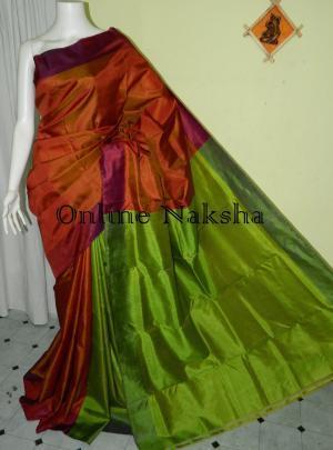 Pure Silk Kantha
