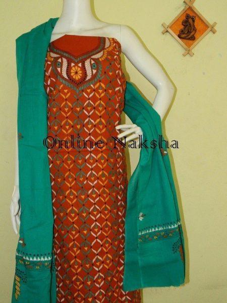 Cotton Kantha