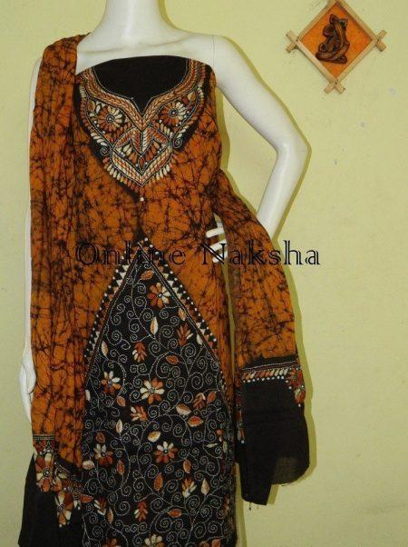 Batik Suit Piece