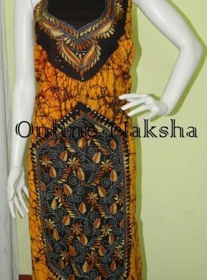 Batik Kurti Piece Online