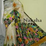 Bishnupuri Silk Saree