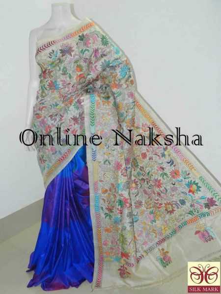 Nakshi Kantha Saree