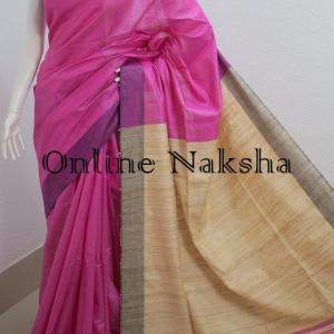3238 Trendy Tussar Ghicha Silk