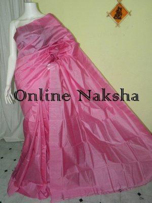 Buy Pink Silk Saree