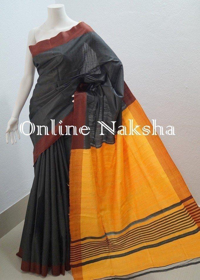 Handloom Ghicha Silk