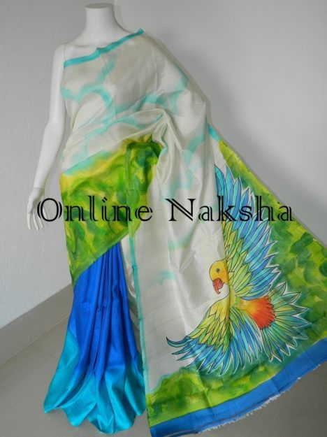 Pure Silk Sarees Online India