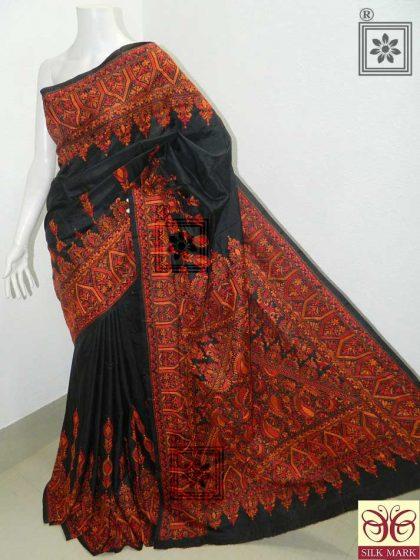 Designer Kantha Sari Online