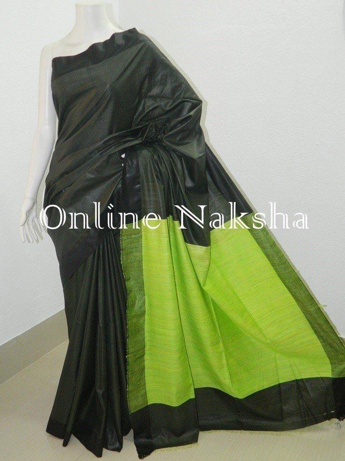 Ghicha Silk Sari