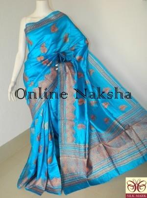 Aari Embroidery Saree