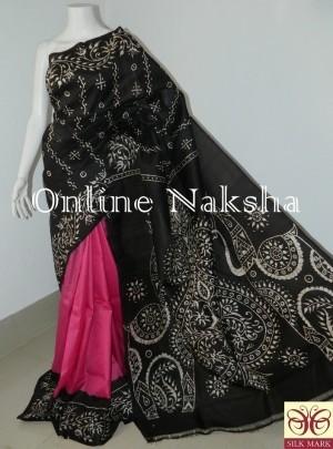 Batik Printed Silk