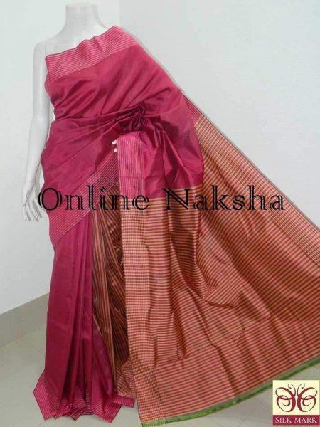 Handloom Silk Saree Online