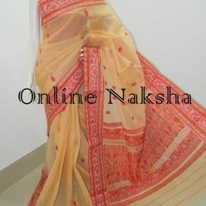 3681 Cotton Baluchari Saree Online