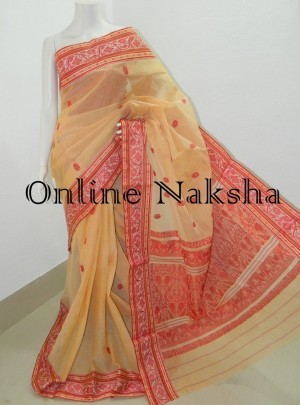 Cotton Baluchari Saree