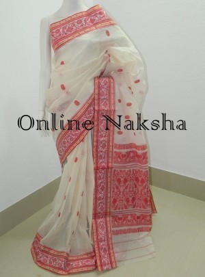 Tant Baluchari Saree Online