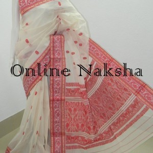 3682 Tant Baluchari Saree Online