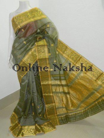 Latest Baluchari Saree