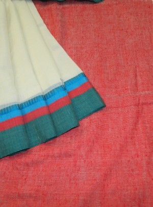 Soft Cotton Saree