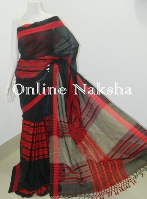 Designer Bengal Cotton Saree