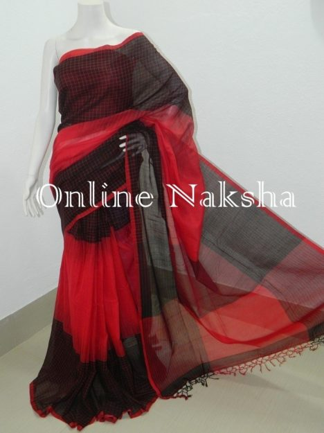 Bengal Soft Cotton Saree