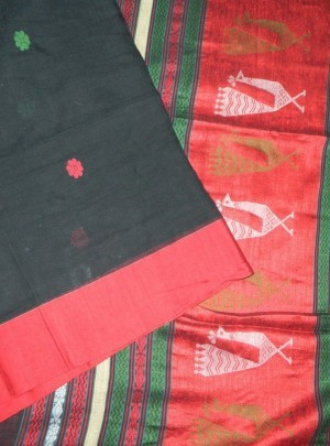 Designer Cotton Saree Online