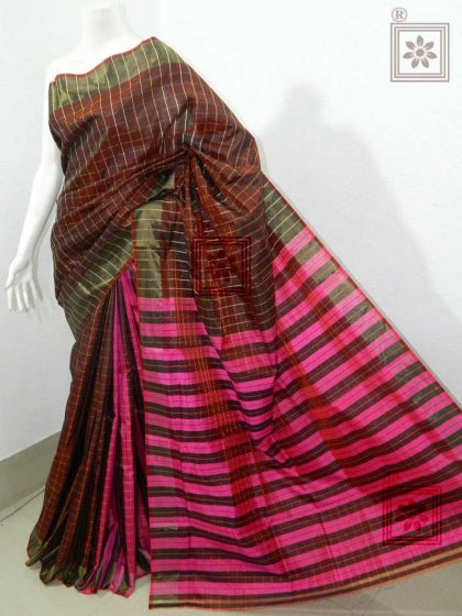 Silkmarked Mulberry Pure Silk Sarees