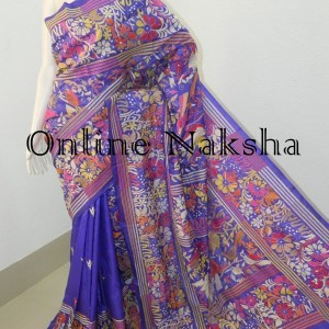 3708 Latest Kantha Sarees Online