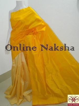 Handloom Soft Pure Silk Saree