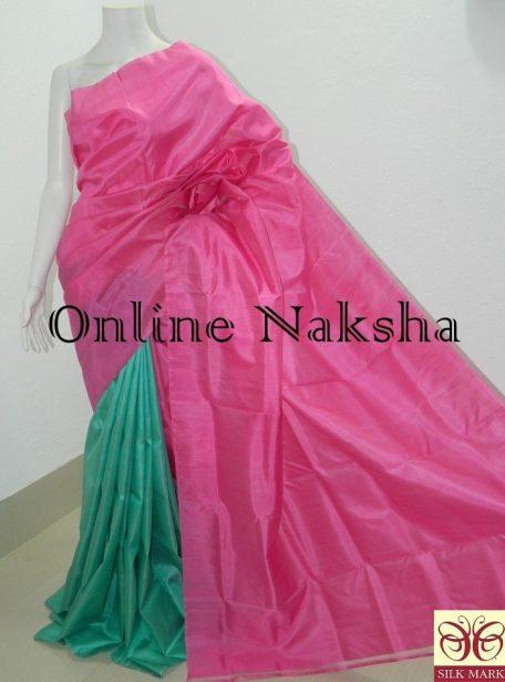 Half Half Saree Online