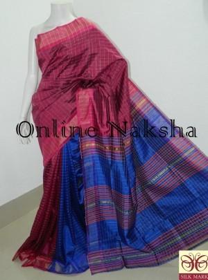 Zari Pure Silk Saree