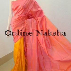 3833 Handloom Soft Silk Sarees