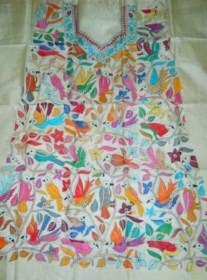 Online Tussar Dress Material