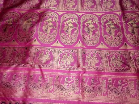 Latest Swarnachari Saree Online