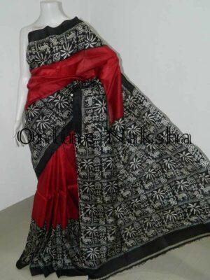 Tribal Printing Saree