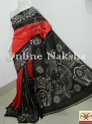 Hand Batik Silk Online