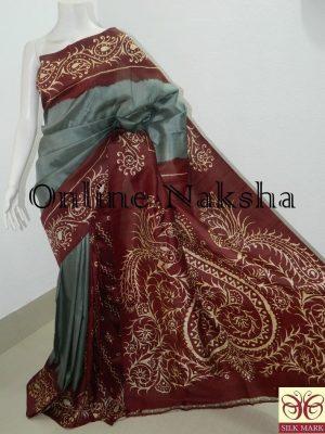 Sonamukhi Silk Sari