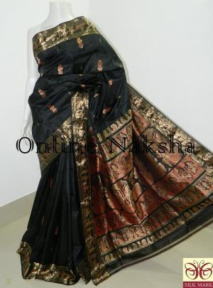 Gorgeous Swarnachari Saree Online
